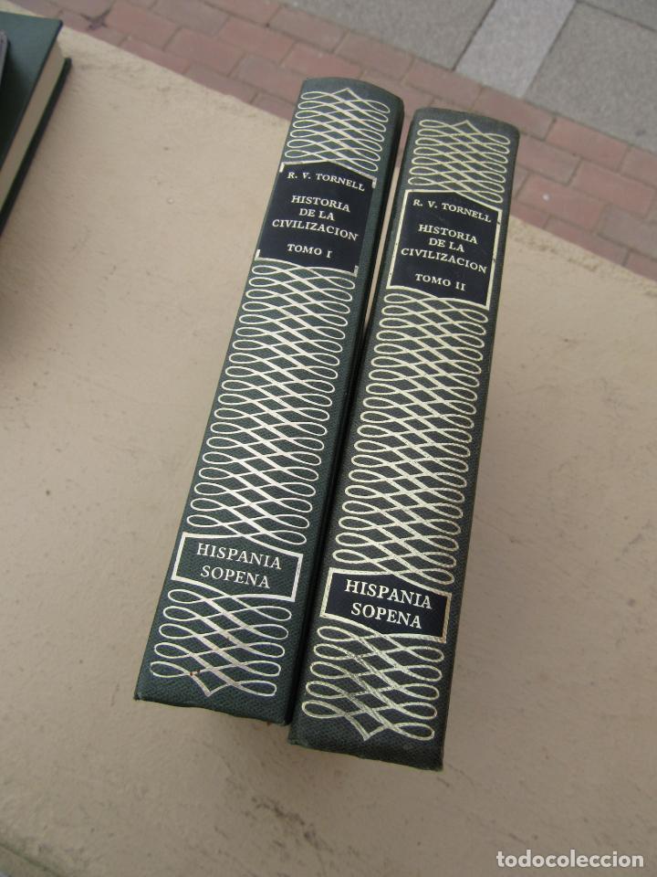 LIBRO HISTORIA UNIVERSAL DE LA CIVILIZACIÓN RICARDO VERA TORNELL 1974 RAMON SOPENA L-7539-495 (Libros de Segunda Mano - Historia - Otros)