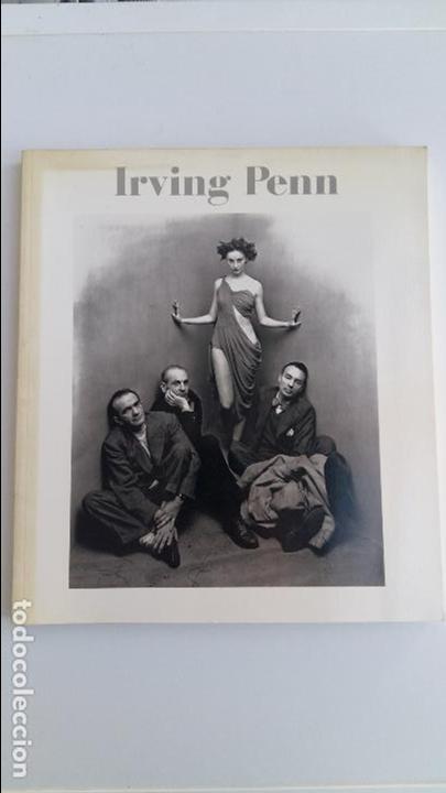 THE MUSEUM OF MODERN ART, NEW YORK. IRBING PENN. SZARKOWSKI (Libros de Segunda Mano - Bellas artes, ocio y coleccionismo - Otros)