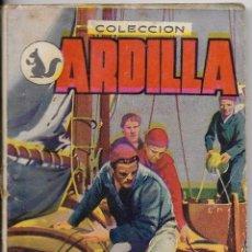 Libros de segunda mano: ** LP12 - LATVIA, BALANDRA DE LA LIBERTAD - COLECCION ARDILLA Nº 40. Lote 105025019
