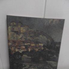 Libros de segunda mano: CATÁLOGO EXPOSICIÓN PAISAJE Y FIGURA DEL 98. COMISARIOS JAVIER TUSELL Y ÁLVARO MARTÍNEZ-NOVILLO. Lote 105085775