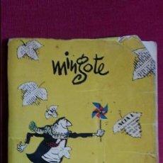 Libros de segunda mano: LIBRO MINGOTE HUMOR 1953 - 55. Lote 105110691