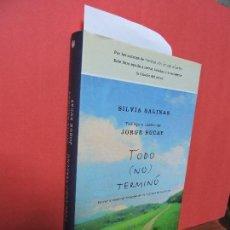 Libri di seconda mano: TODO (NO) TERMINÓ. SALINAS, SILVIA. ED. RBA. BARCELONA 2004. Lote 105134575