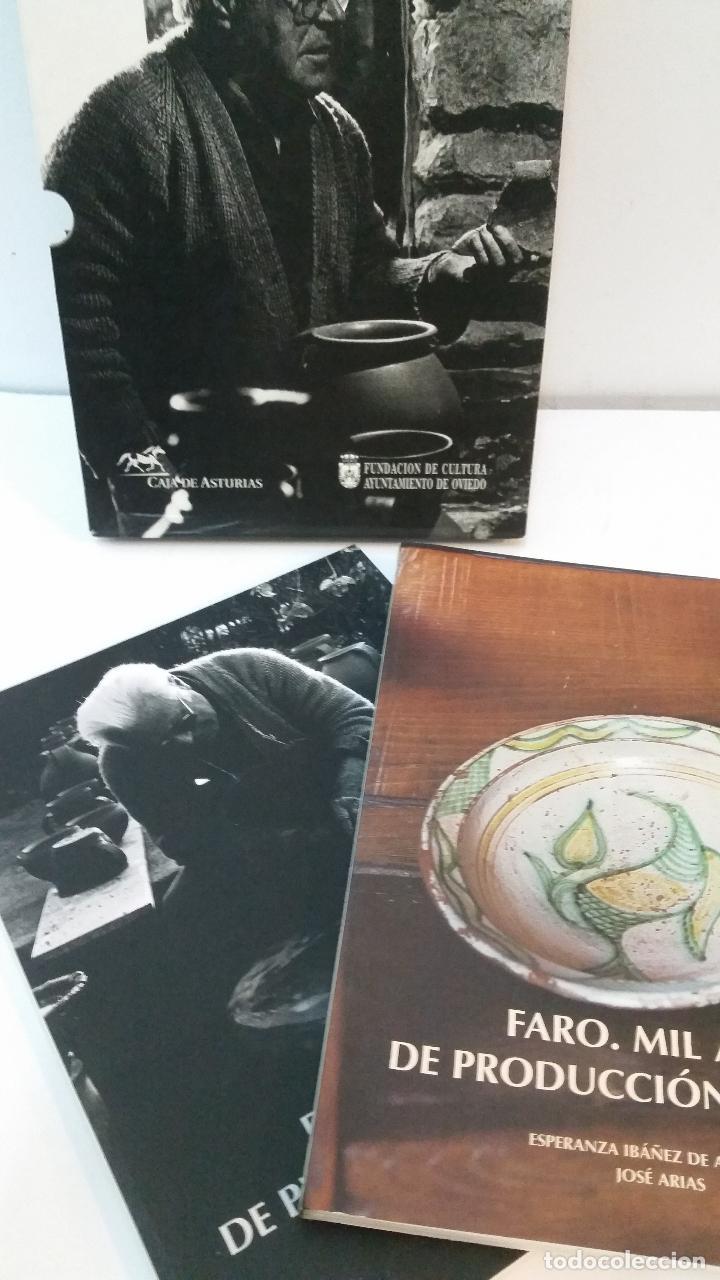 Libros de segunda mano: 1995 - IBÁÑEZ ALDECOA - FARO. MIL AÑOS DE PRODUCCIÓN ALFARERA - Foto 2 - 105164999