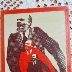 Libros de segunda mano: LA TEORÍA LENINISTA DE LA ORGANIZACIÓN ERNEST MANDEL 1974. Lote 105168339
