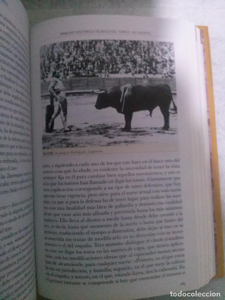 Libros de segunda mano: LOS TOROS DE COSSIO. EL TOREO TOMO 4 (ESPASA) - Foto 2 - 105206611