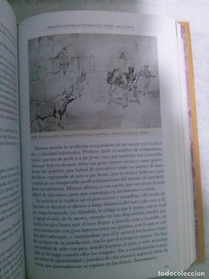 Libros de segunda mano: LOS TOROS DE COSSIO. EL TOREO TOMO 4 (ESPASA) - Foto 3 - 105206611