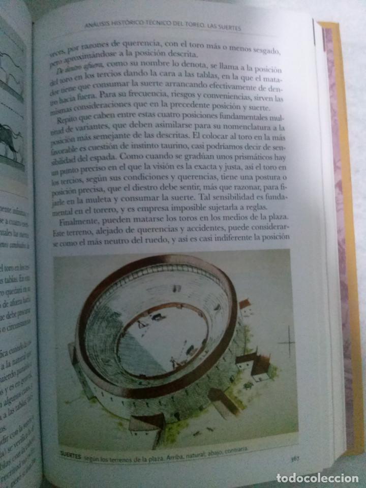 Libros de segunda mano: LOS TOROS DE COSSIO. EL TOREO TOMO 4 (ESPASA) - Foto 4 - 105206611