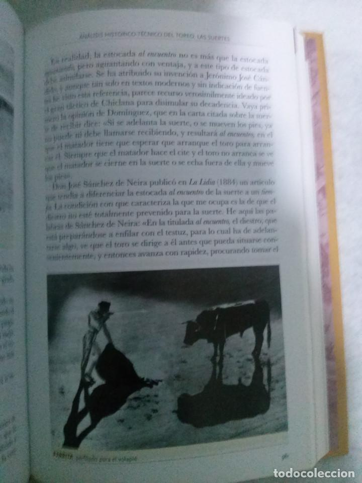 Libros de segunda mano: LOS TOROS DE COSSIO. EL TOREO TOMO 4 (ESPASA) - Foto 5 - 105206611
