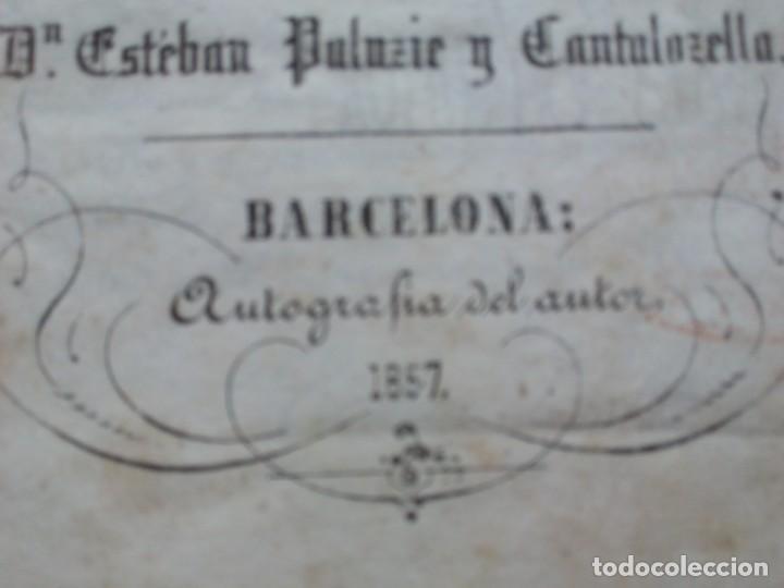 Libros de segunda mano: TUBAL 1857 PALUZIE ESCRITURA Y LENGUAJE DE ESPAÑA 292 PGS 15 CMS 300 GRS ENVIO 2,35 2019 G9 - Foto 7 - 105248971