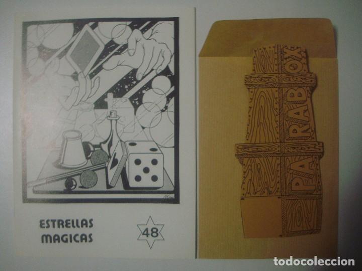 LIBRERIA GHOTICA. ESTRELLAS MAGICAS. 48. FEBRERO 1995. INCLUYE JUEGO. MUY ILUSTRADO. MAGIA. (Libros de Segunda Mano - Parapsicología y Esoterismo - Otros)