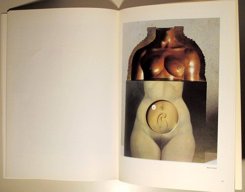 Libros de segunda mano: SUBIRACHS, Josep M. - SUBIRACHS. Esculturas, dibujos y obra gráfica - Zaragoza 1987 - Muy ilustrado - Foto 2 - 105259632