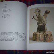 Libros de segunda mano: ESCULTURES DE MIRÓ. LLONJA 1990 /1991. GOVERN BALEAR. IMPRESSIONANT EXEMPLAR. MALLORCA. Lote 105369155