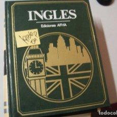 Libros de segunda mano: INGLESEDICIONES AFHA3,70. Lote 105381283