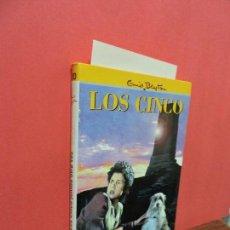 Libros de segunda mano: LOS CINCO JUNTOS OTRA VEZ. BLYTON, ENID. ED. JUVENTUD. BARCELONA 2004. Lote 105394655