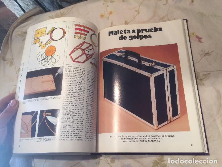 Libros de segunda mano: Antiguo libro IDEAS PRACTICAS PARA TODOS AHORRE DIVIRTIENDOSE. CAJA AHORROS de Manresa - Foto 7 - 105620903