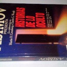 Libros de segunda mano: HISTORIAS DE LO OCULTO-ISAAC ASIMOV-PLAZA JANES 1991-VER FOTOS INDICE. Lote 135123889