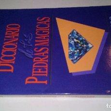 Libros de segunda mano: DICCIONARIO DE LAS PIEDRAS MÁGICAS RIOLS, SANTINI DE. Lote 105854219