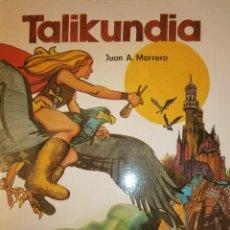 Libros de segunda mano: TALIKUNDIA MARRERO CABRERA JULIO MONTAÑEZ SM 1983. Lote 105856047