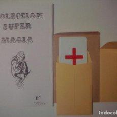 Libros de segunda mano: LIBRERIA GHOTICA. COLECCION SUPER MAGIA. 1980. PSYCO. POR ALEIX BADET. INCLUYE JUEGO. FOLIO MENOR.. Lote 105910351