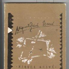 Libros de segunda mano: MIQUEL GRIVÉ. RECULL DE TEMES D'HISTÒRIA LOCAL. SANT CELONI 1988.. Lote 105967219