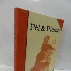 Libros de segunda mano: QUATRE GATS PÈL & PLOMA EDICIÓ FACSÍMIL VOLUM Nº 1 EDITORIAL AUSA SABADELL 1988 NUMERAT RAMON CASAS. Lote 105972535