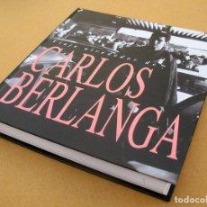 Libros de segunda mano: LIBRO Y CD VIAJE ALREDEDOR DE CARLOS BERLANGA 2009. VER INFO Y FOTOS.. Lote 105982143