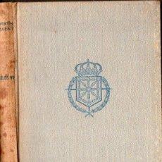 Libros de segunda mano: VALENTIN SALLENT : CARLOS VII, EL REY CABALLERO (TRIUNFO, S.F.) CARLISMO. Lote 105999855