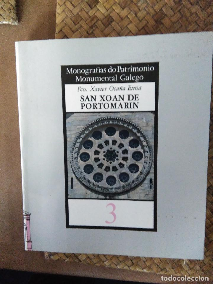 SAN XOAN DE PORTOMARÍN.FRANCISCO JAVIER OCAÑA MARIN. (Libros de Segunda Mano - Bellas artes, ocio y coleccionismo - Otros)