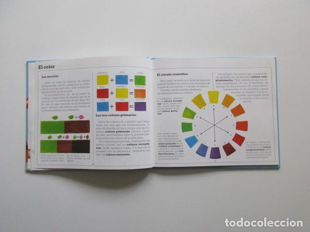 Libros de segunda mano: MIS PRIMEROS PASOS EN ROTULADORES, PARRAMÓN, MUY DIFÍCIL DE ENCONTRAR, 1992 - Foto 5 - 106539111