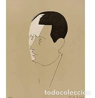 Libros de segunda mano: ORAISONS FUNÈBRES ANDRÉ MALRAUX LIBRO ARTISTA NUMERADO FIRMADO A MANO LITOGRAFÍA 338/495 ARROYO - Foto 12 - 106593163