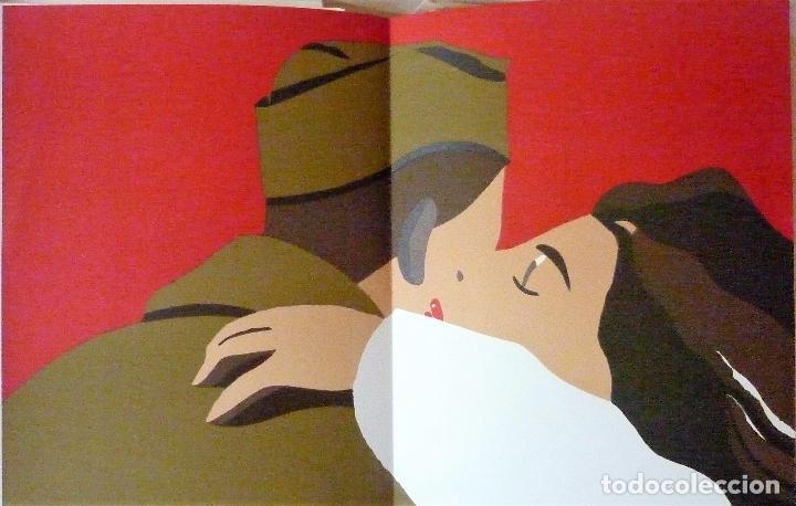 Libros de segunda mano: ORAISONS FUNÈBRES ANDRÉ MALRAUX LIBRO ARTISTA NUMERADO FIRMADO A MANO LITOGRAFÍA 338/495 ARROYO - Foto 30 - 106593163