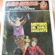 Libros de segunda mano: MISTERIO DEL DIABLO DANZANTE. Lote 106641367