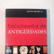 Libros de segunda mano: ENCICLOPEDIA DE ANTIGÜEDADES. Lote 106644255