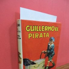 Libros de segunda mano: GUILLERMO EL PIRATA. CROMPTON, RICHMAL. ED. MOLINO. BARCELONA 1980. Lote 106676767