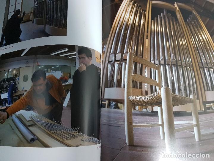 Libros de segunda mano: LA LLUM DEL SO ( EL NOU ORGUE DE MONTSERRAT ) PUBLICACIONES DE LABADIA DE MONTSERRAT - Foto 4 - 106749055