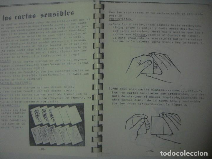 Libros de segunda mano: LIBRERIA GHOTICA. MAGIC MANUSCRIPT 1. 1980. EL DRAC MAGIC. FOLIO MENOR. MUY ILUSTRADO. MAGIA. - Foto 3 - 106945991