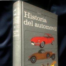Libros de segunda mano: HISTORIA DEL AUTOMÓVIL | ENCICLOPEDIA CEAC DEL MOTOR Y AUTOMÓVIL | CEAC 1967. Lote 107300415