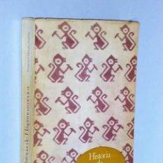 Libros de segunda mano: HISTORIA DE HISPANOAMÉRICA. Lote 107318775