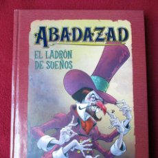 Libros de segunda mano: ABADAZAD. EL LADRÓN DE SUEÑOS. DEMATTEIS / PLOOG PEDIDO MÍNIMO 5€. Lote 119434990