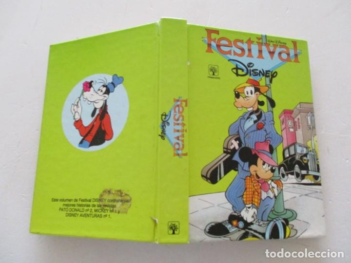 WALT DISNEY. FESTIVAL DISNEY. RMT85085. (Libros de Segunda Mano - Literatura Infantil y Juvenil - Otros)
