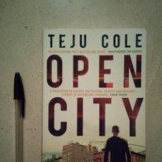 Libros de segunda mano: LIBRO - OPEN CITY - VARIOS - TEJU COLE - EN INGLES. Lote 107623087