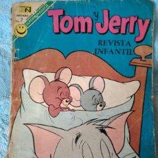 Libros de segunda mano: COMIC TOM Y JERRY 7 PTAS.. Lote 107723399
