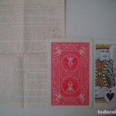 Libros de segunda mano: LIBRERIA GHOTICA. JUEGO DE MAGIA: NO WAY YOU WIN (IMPOSIBLE GANAR). 1970. INSTRUCCIONES Y JUEGO.. Lote 107733151