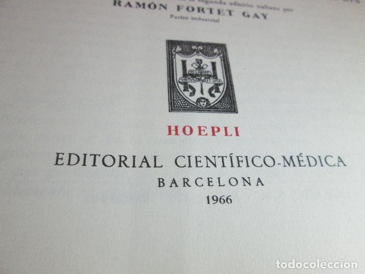 Libros de segunda mano: libro-máquinas,herramientas modernas-mario rossi-hoepli-ed.cientifico.médica-5ªedición-1966 - Foto 3 - 107759243
