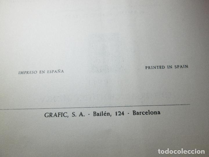 Libros de segunda mano: libro-máquinas,herramientas modernas-mario rossi-hoepli-ed.cientifico.médica-5ªedición-1966 - Foto 8 - 107759243