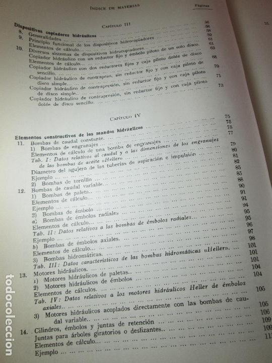 Libros de segunda mano: libro-máquinas,herramientas modernas-mario rossi-hoepli-ed.cientifico.médica-5ªedición-1966 - Foto 12 - 107759243