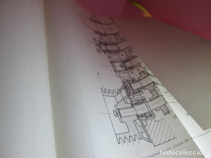 Libros de segunda mano: libro-máquinas,herramientas modernas-mario rossi-hoepli-ed.cientifico.médica-5ªedición-1966 - Foto 18 - 107759243