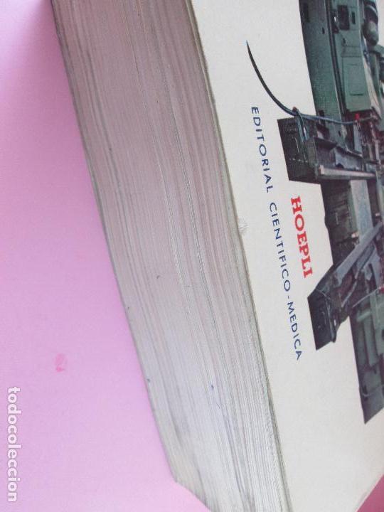 Libros de segunda mano: libro-máquinas,herramientas modernas-mario rossi-hoepli-ed.cientifico.médica-5ªedición-1966 - Foto 25 - 107759243