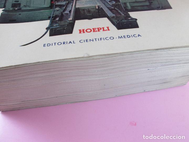 Libros de segunda mano: libro-máquinas,herramientas modernas-mario rossi-hoepli-ed.cientifico.médica-5ªedición-1966 - Foto 26 - 107759243