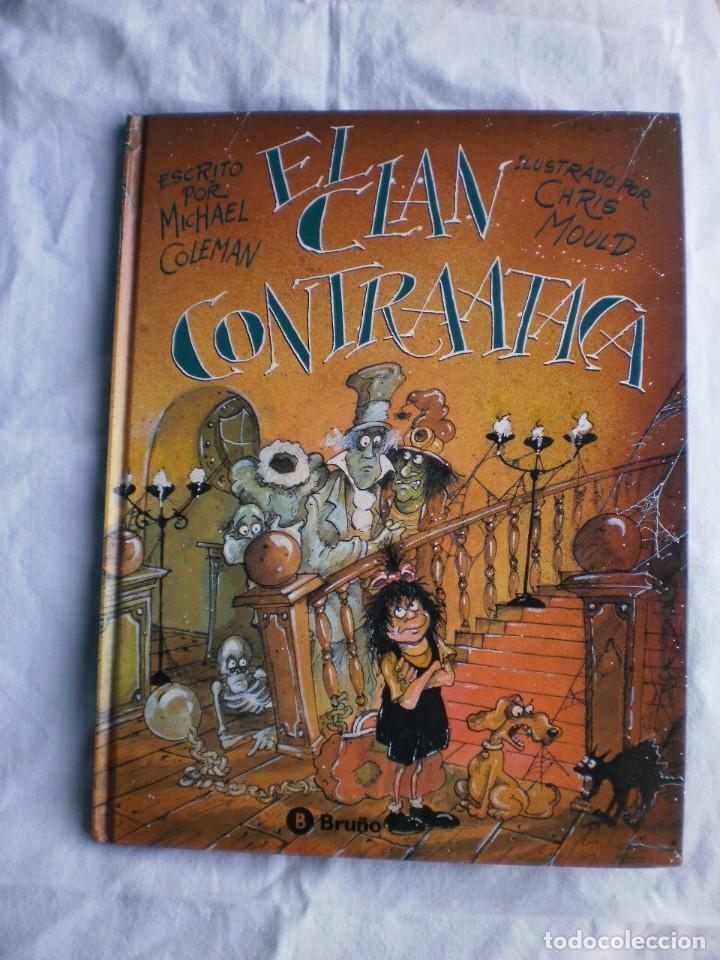 EL CLAN CONTRAATACA (Libros de Segunda Mano - Literatura Infantil y Juvenil - Otros)